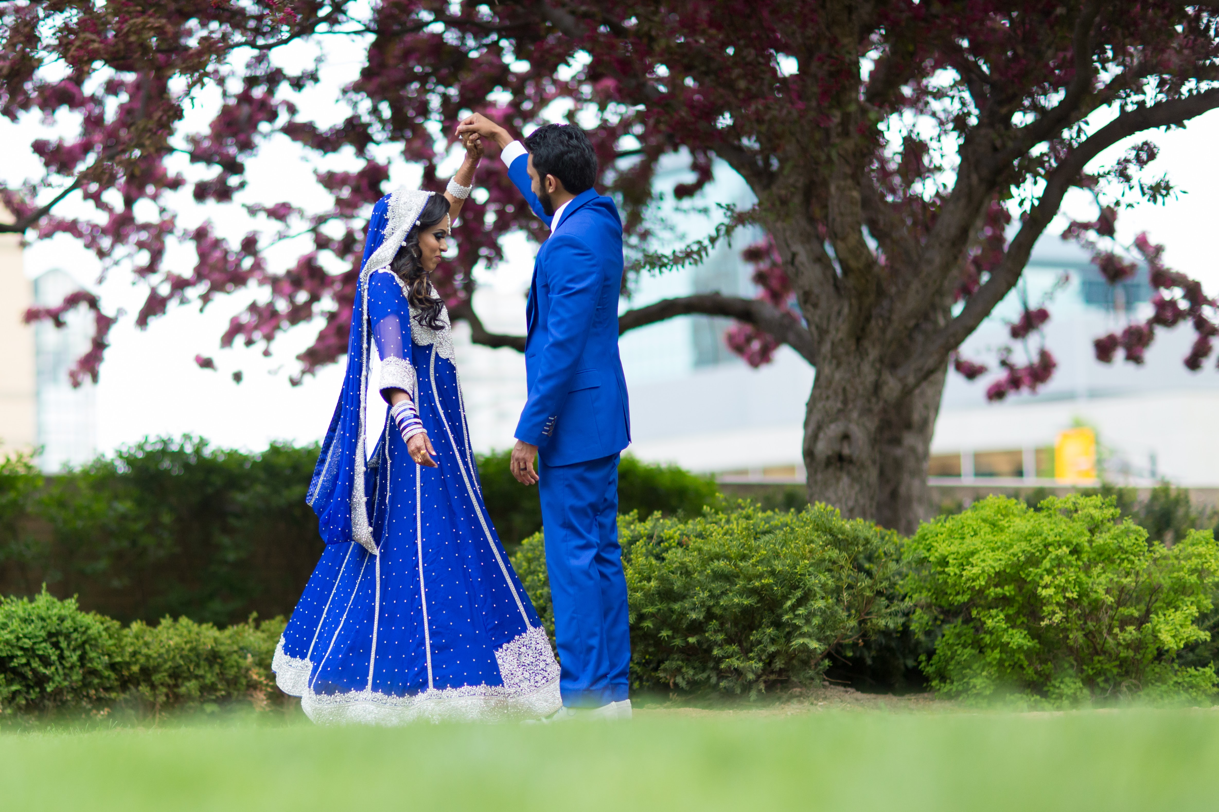 Brampton wedding couple photo