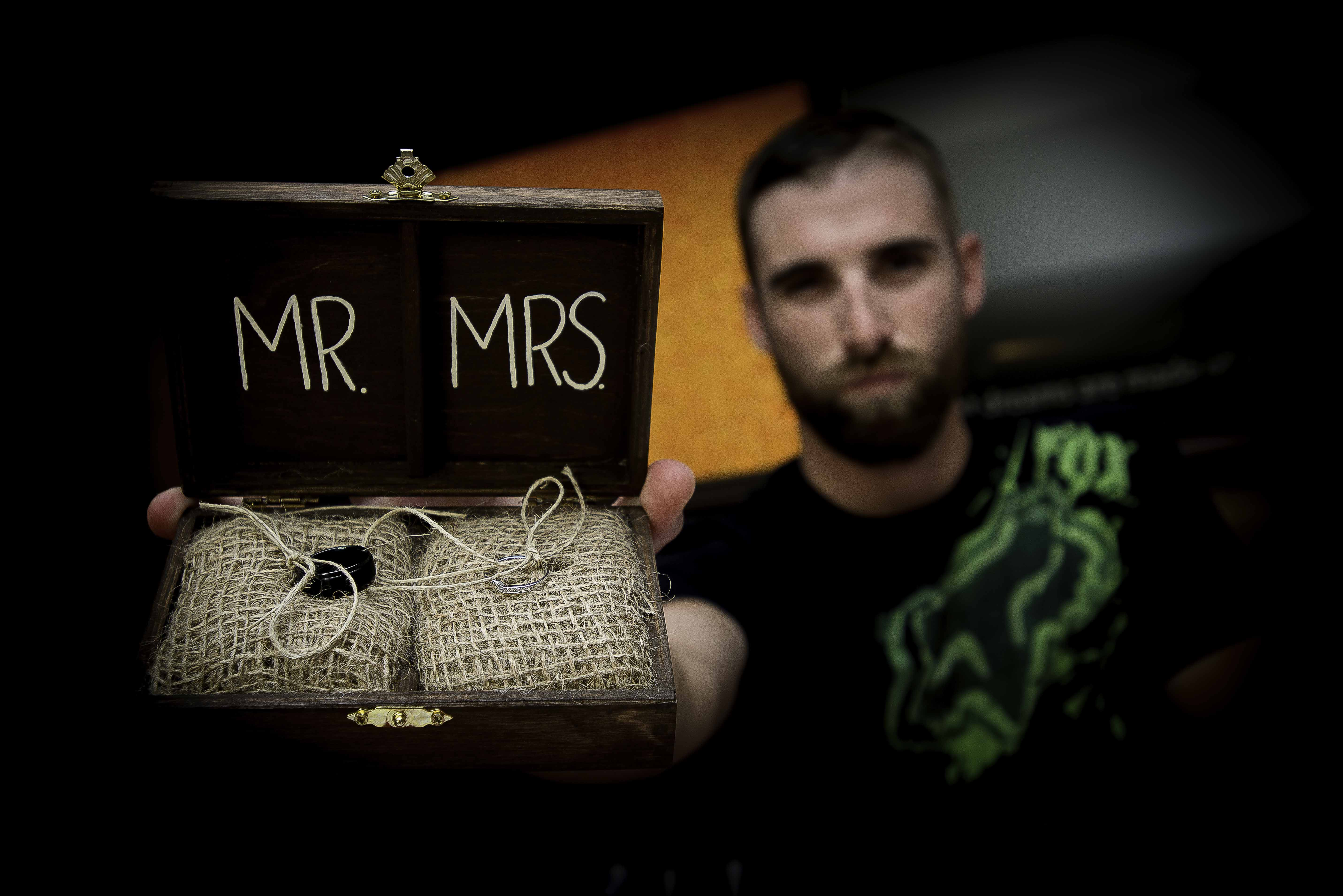 Mr. - Wedding Photography
